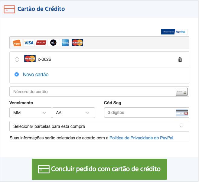 Integração Paypal e Convertize